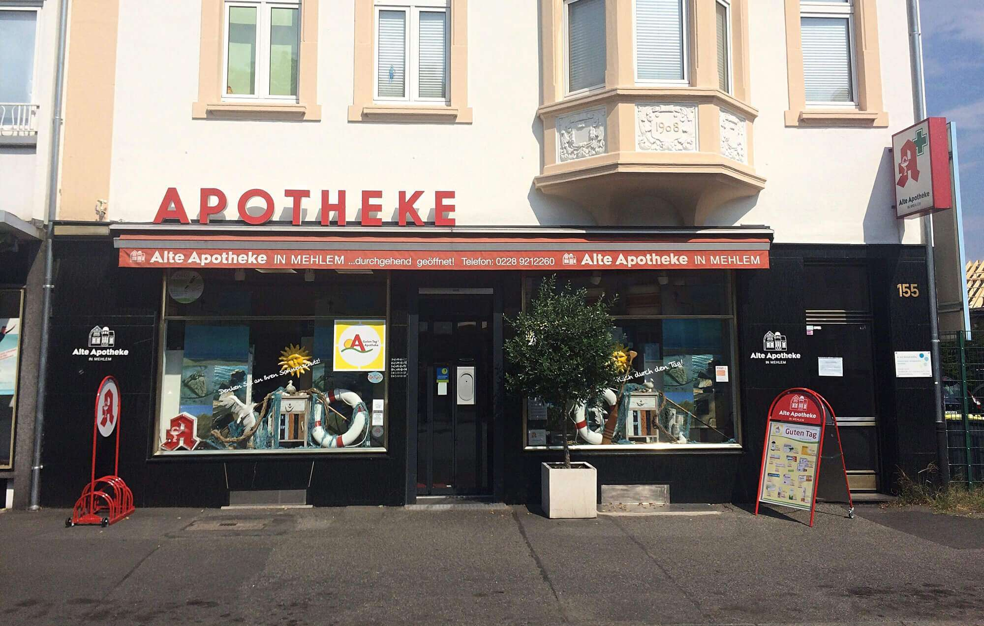 Alte Apotheke in Mehlem